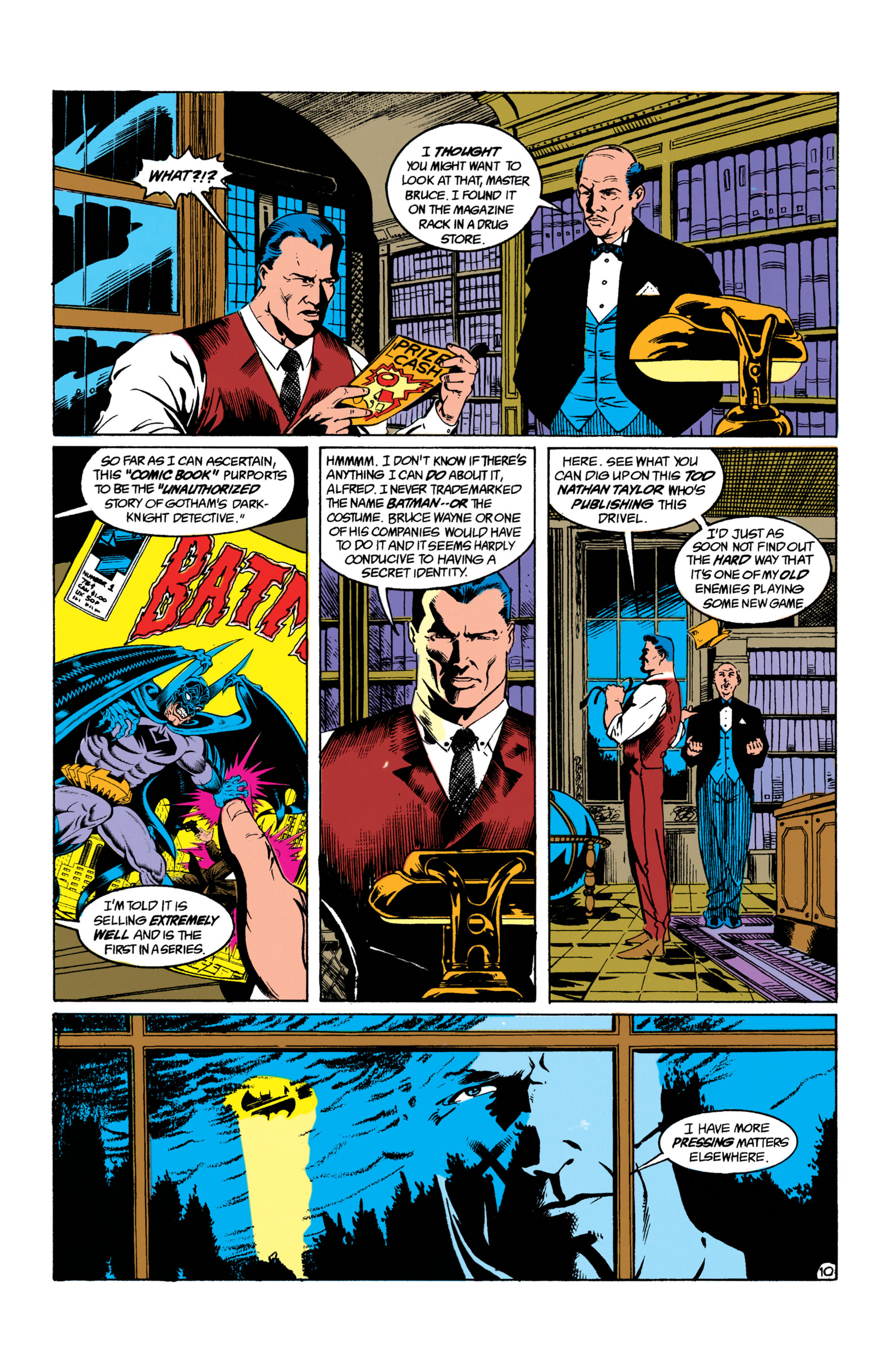 Detective Comics (1937) 622 Page 10