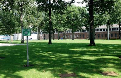 Halaman pekarangan penjara Norgerhaven