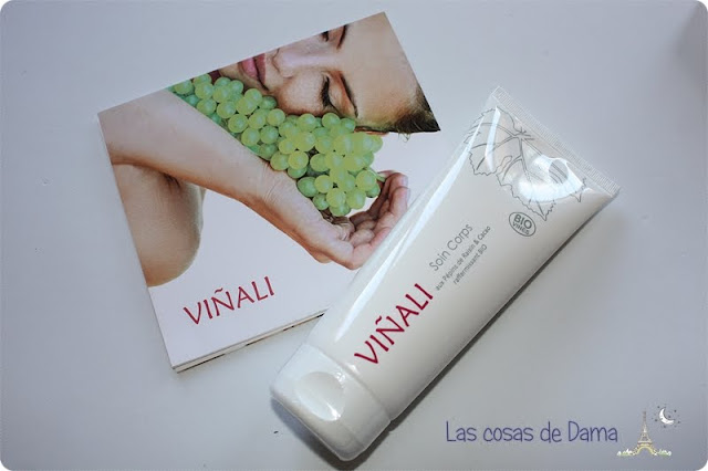Soin Corps Vinocosmética cosmética natural