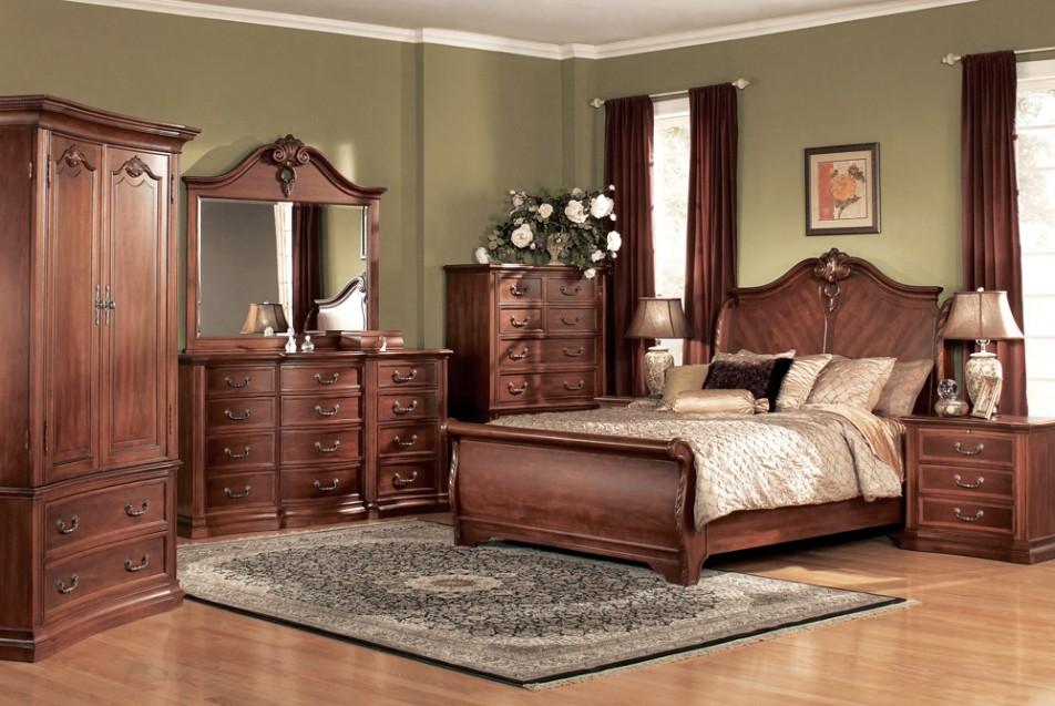 Beautiful and Comfortable Teak Bedroom Furniture