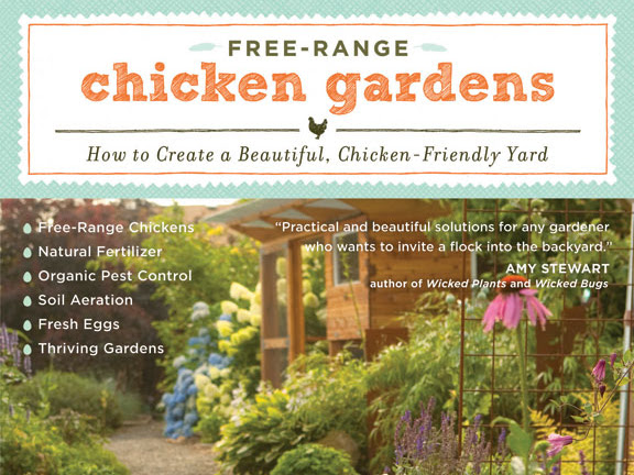 Free-Range Chicken Gardens: A Book Review