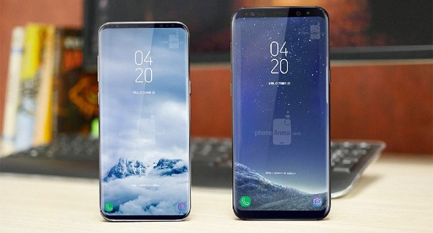 Smartphone Samsung Galaxy S9 dan Galaxy S9+ Resmi Dirilis