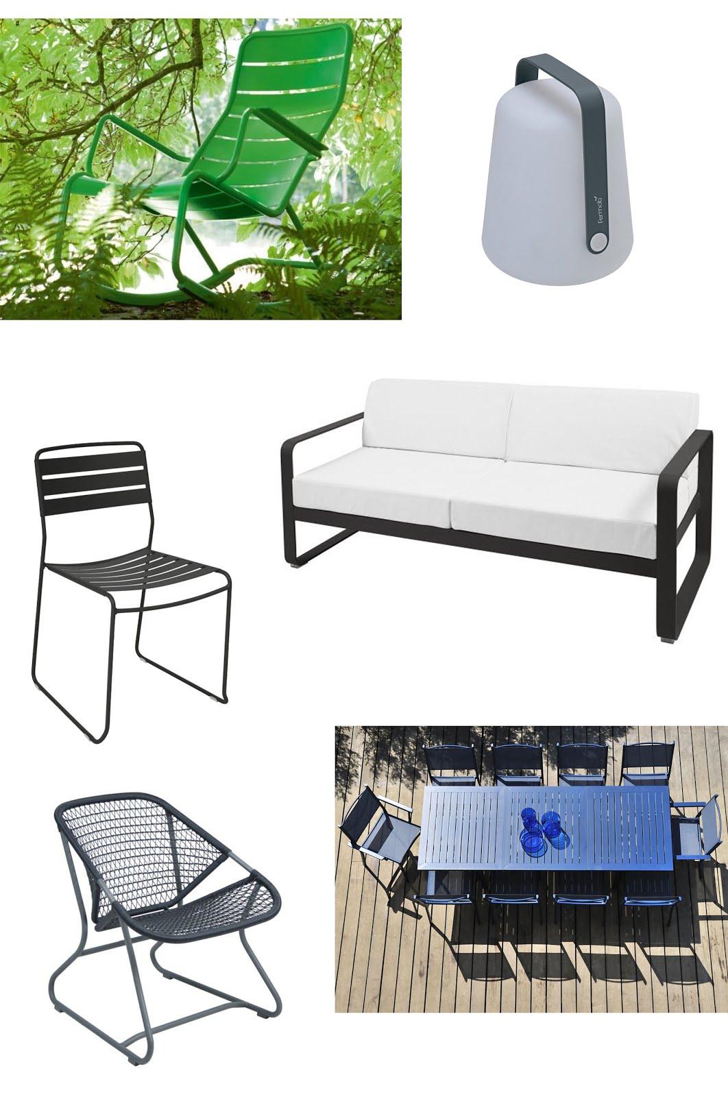 Fermob, tuinmeubels, garden, design, inrichting, 2018, inspiratie, minimal, flinders