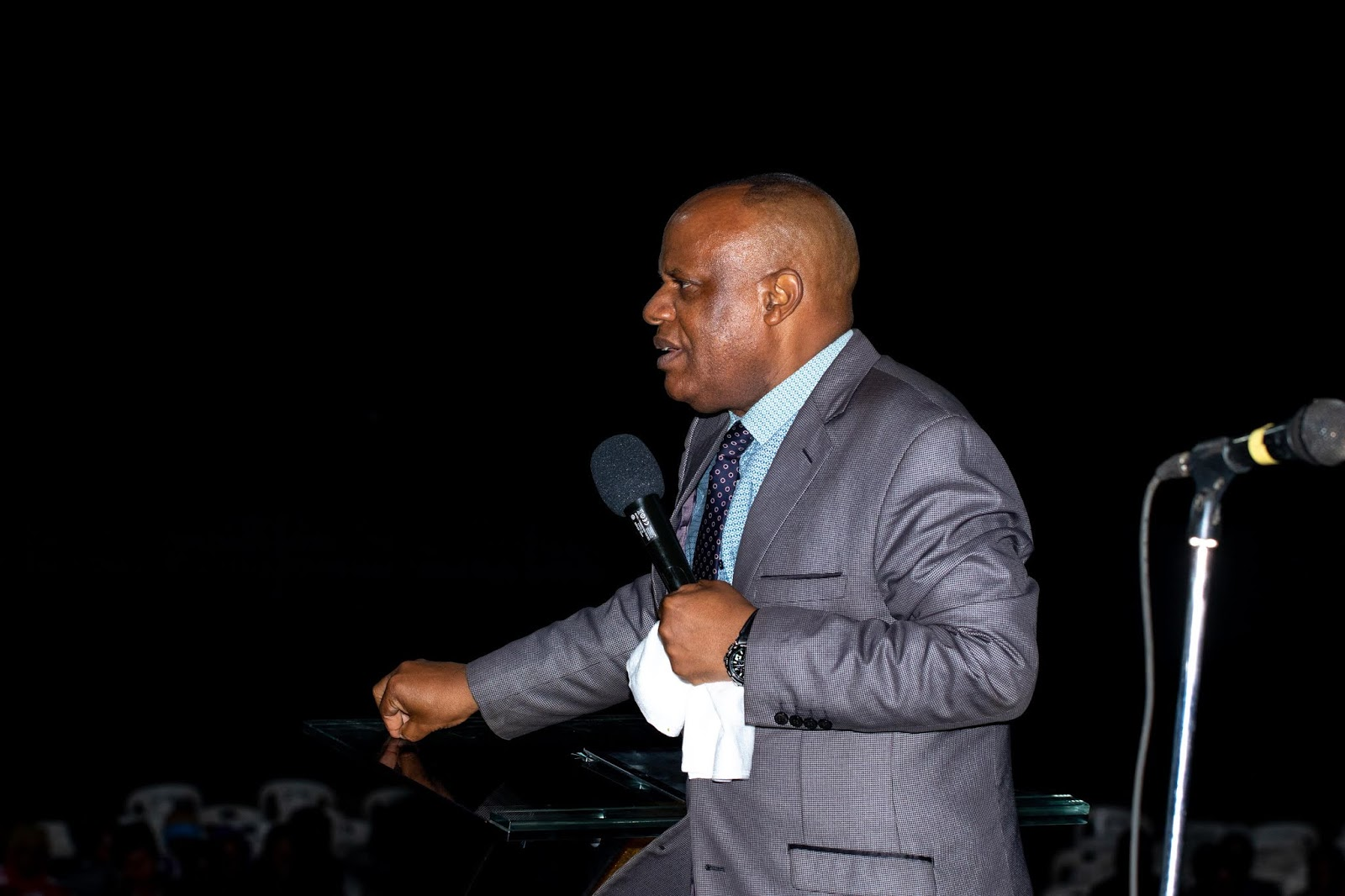 Apostle Alexander Chisango Preaching On Defeating The Impossible At Tiyambuke 2018 Day One