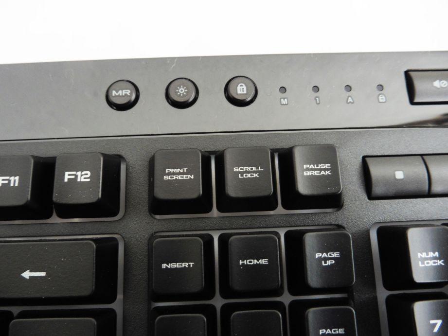 Corsair K55 RGB Gaming Keyboard Review 4