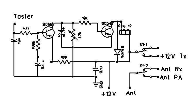 iz3ayq  qrp 14 mhz transceiver of yu2tt