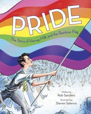 book about gay pride flag