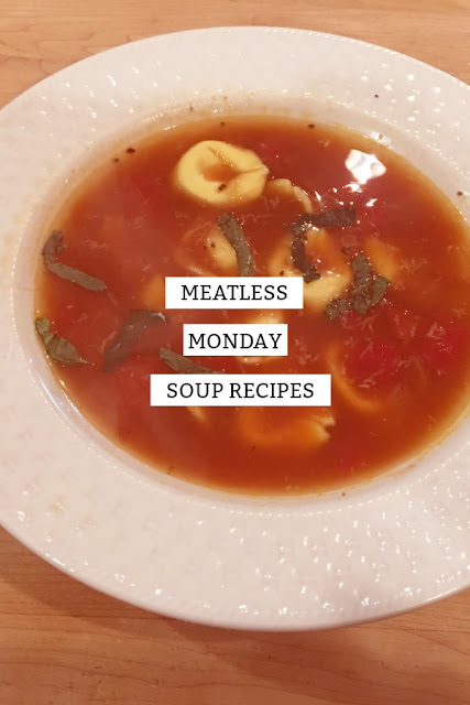 vegetarian winter soup recipe meatless monday