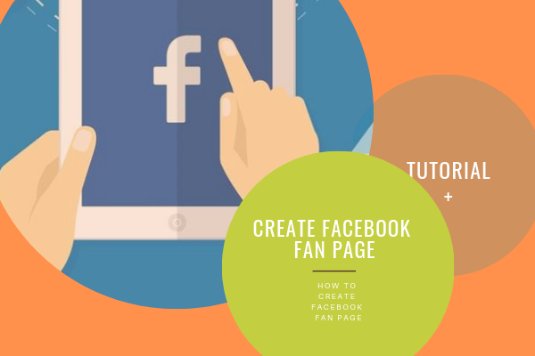 Create New Facebook Page<br/>