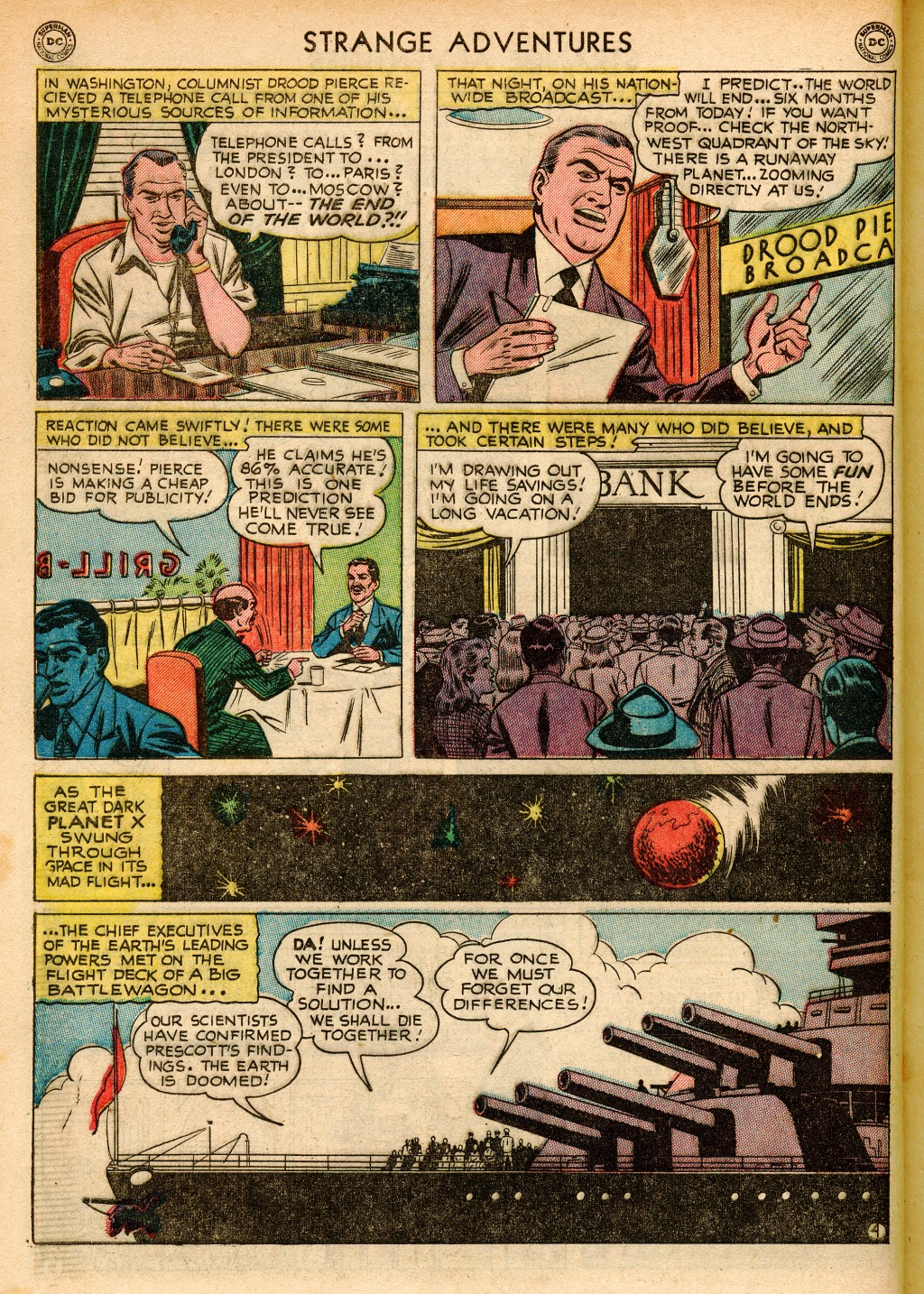 Strange Adventures (1950) issue 2 - Page 6