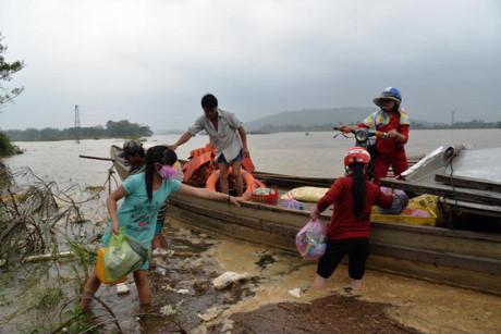25 người chết do mưa lũ