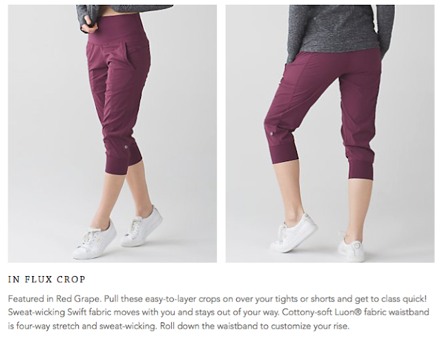 lululemon red-grape-in-flux-crop
