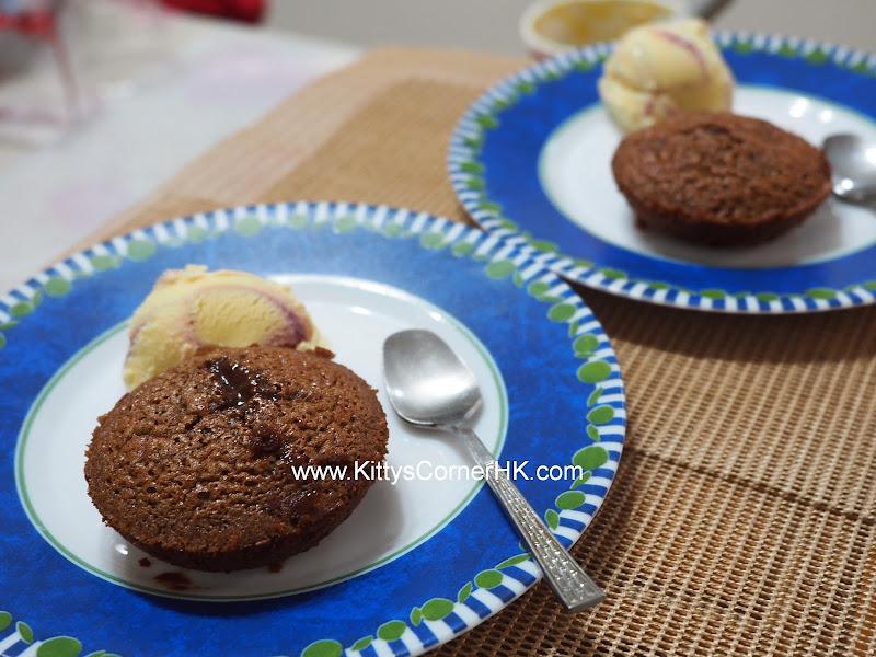 Molten Chocolate Cake DIY recipe 心太軟 自家烘焙食譜