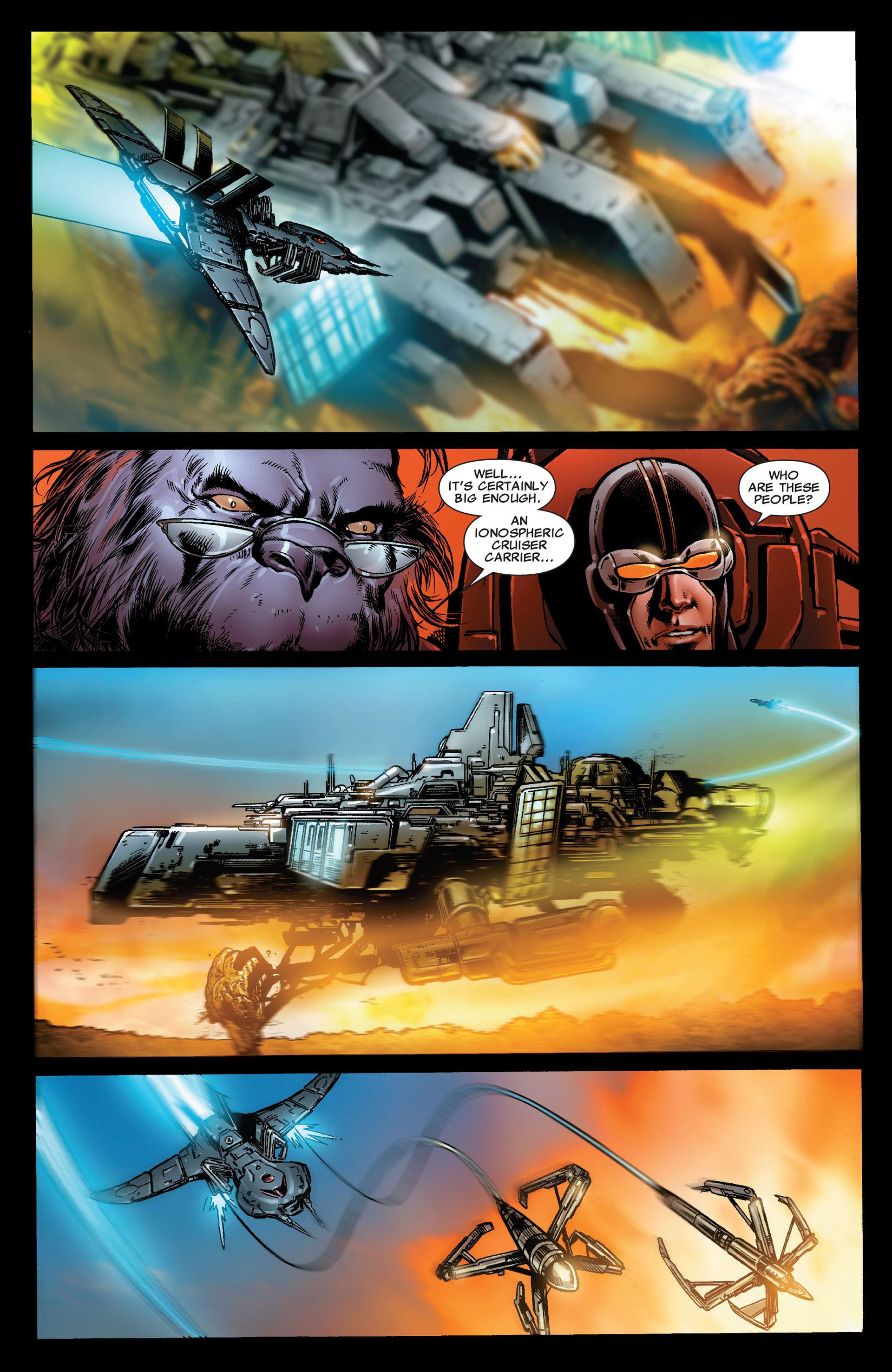 Read online Astonishing X-Men (2004) comic -  Issue #33 - 16