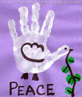 http://funhandprintartblog.com/2010/11/handprint-dove-peace-day-craft.html