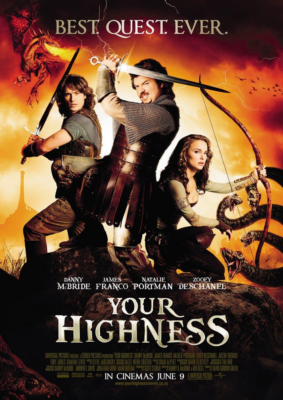 Your Highness (2011) (2011)HD [1080p] Latino [GoogleDrive] SilvestreHD