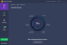 Avast Free Antivirus 2019 Kostenlos Download Test