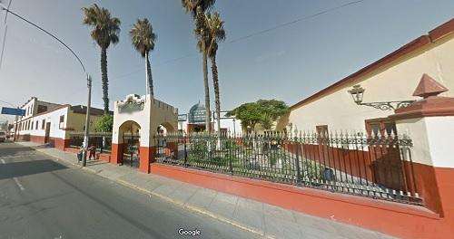Colegio PNP TÚPAC AMARU - Lima Cercado
