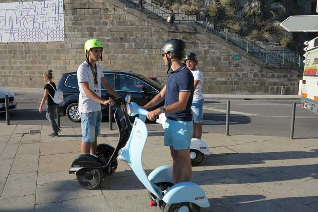 Segway Tours in Porto