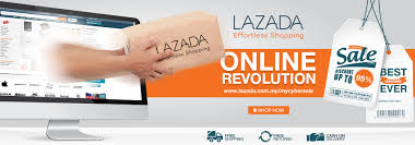 Lazada belanja online banyak diskon-nya