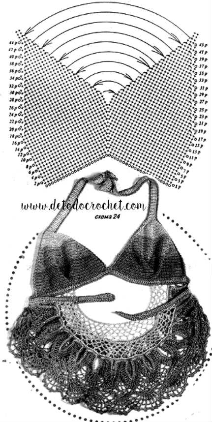 cropped-top-crochet
