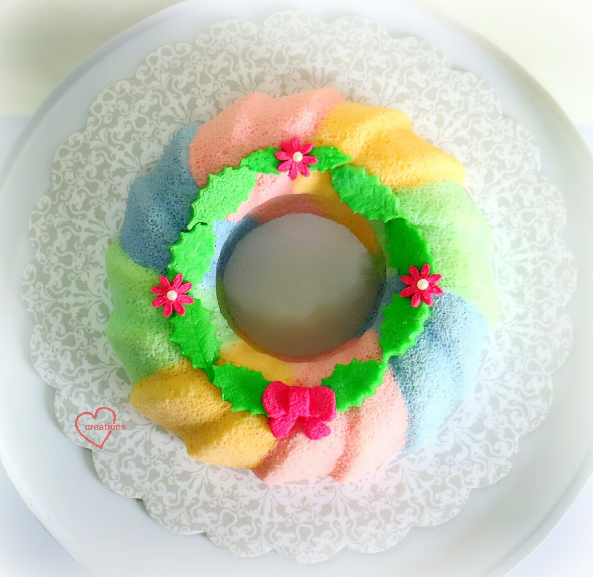 Can One Use Non Stick Bundt Pan For Chiffon Cake