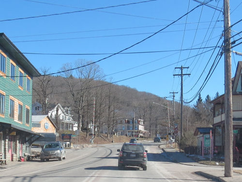 houses in catskill mountains