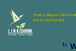 How to Bypass Sites Link Shrink Easily and Quickly