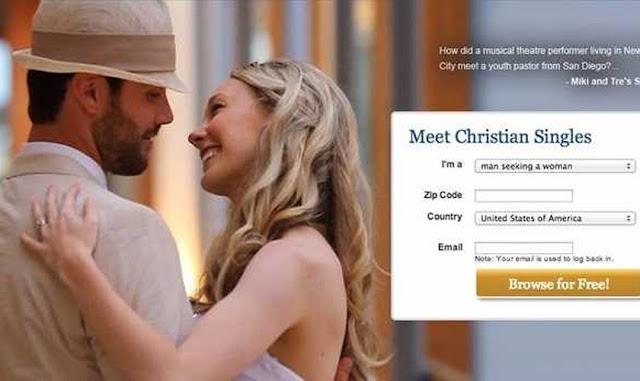 Famoso site de namoro Cristão permite adicionar na escolha de parceiros os Homossexuais