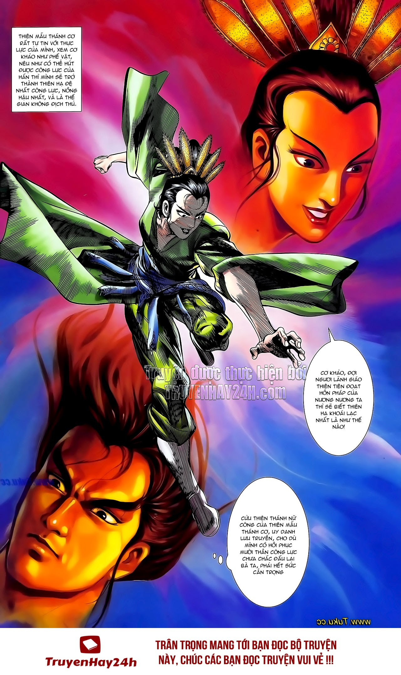 Cơ Phát Khai Chu Bản chapter 130 trang 33