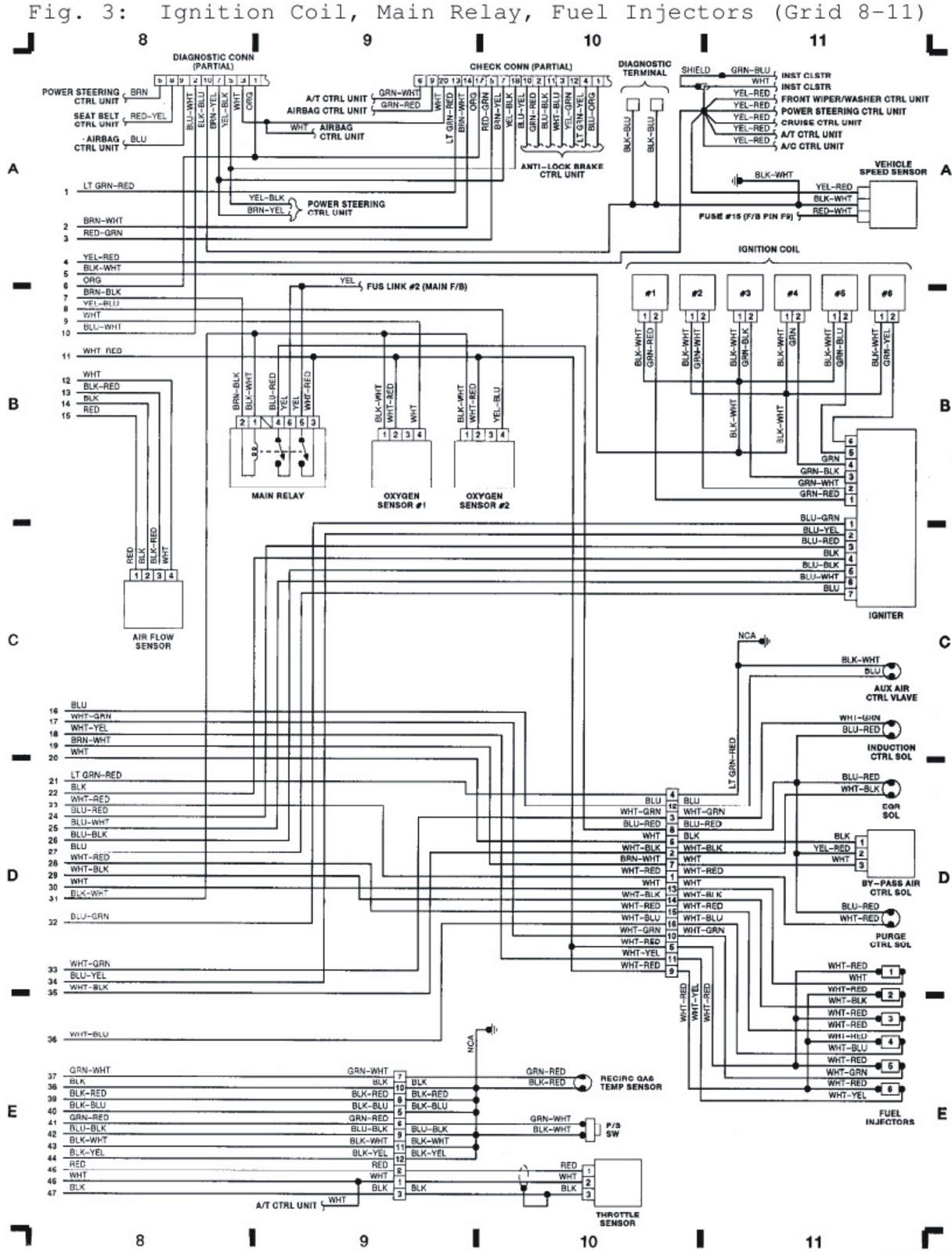 v manual 1992 subaru ignition coil main relay fuel injectors system1992 subaru ignition coil main relay [ 1216 x 1600 Pixel ]