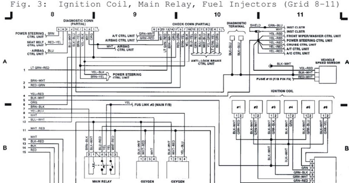 1992 subaru ignition coil|main relay|fuel injectors system ... 22 subaru ignition wiring diagram subaru ignition wiring diagram #2