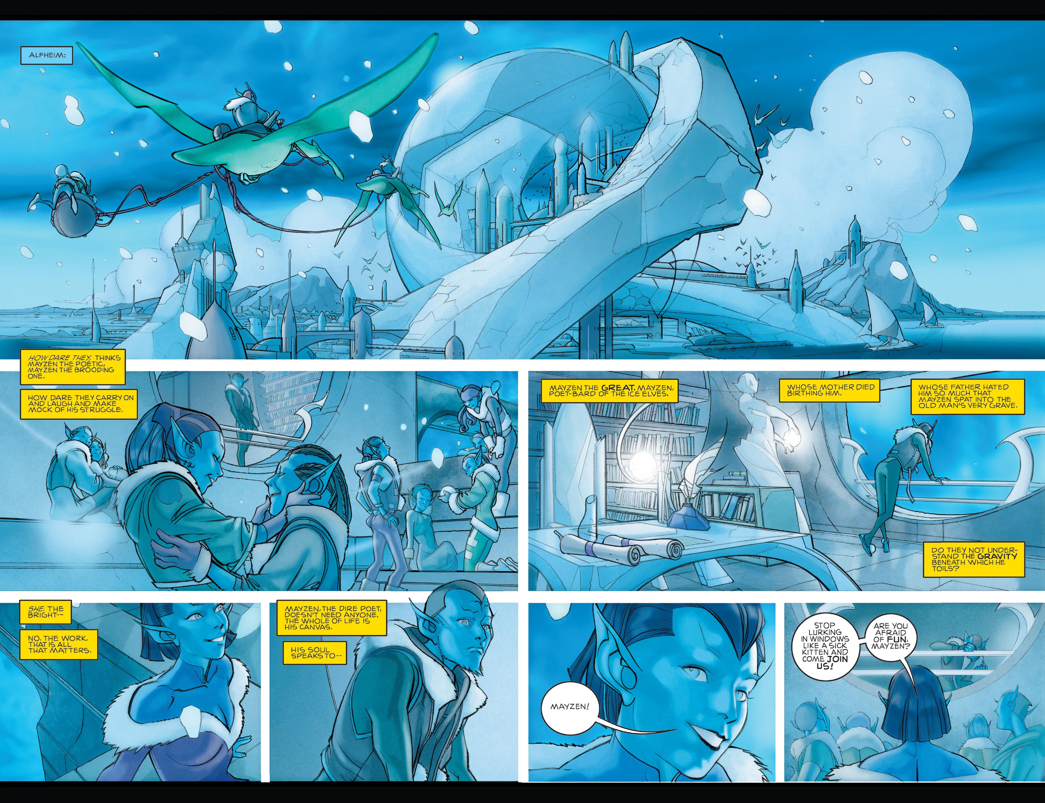 Thor (2007) Issue #615 #28 - English 6
