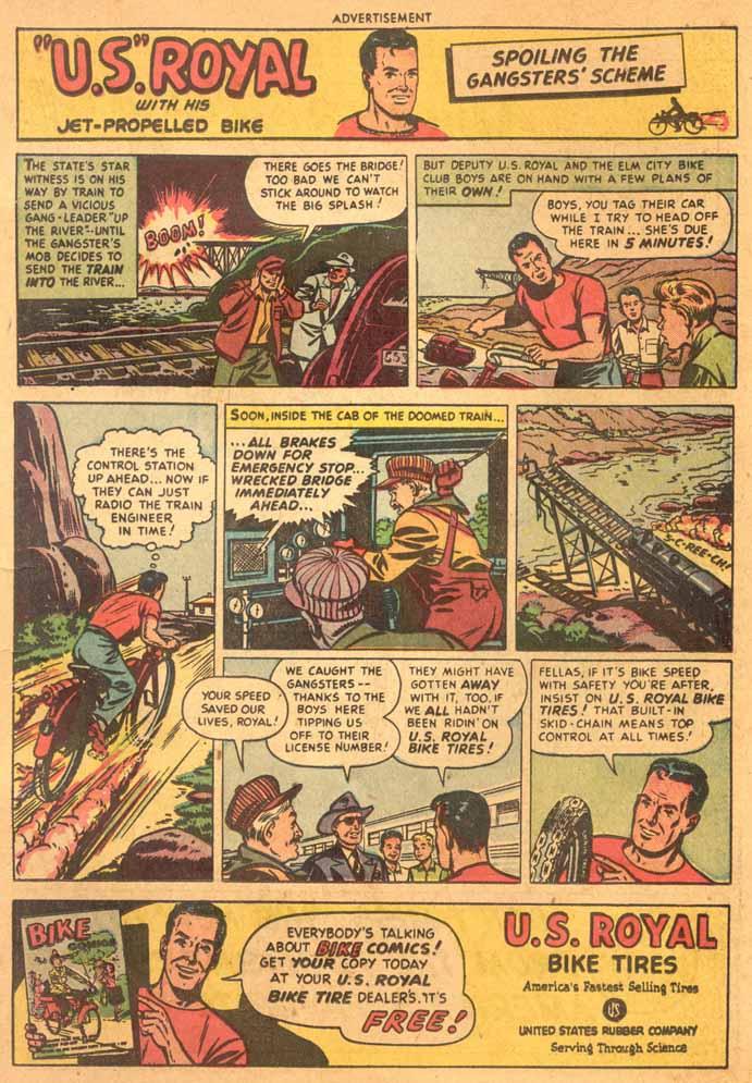 Detective Comics (1937) 153 Page 22
