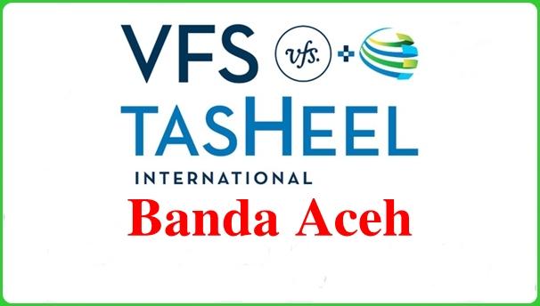 Kantor VFS Tasheel Rekam Biometrik Untuk Umroh di Banda Aceh