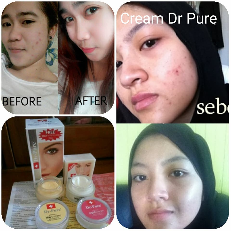 CREAM DR PURE