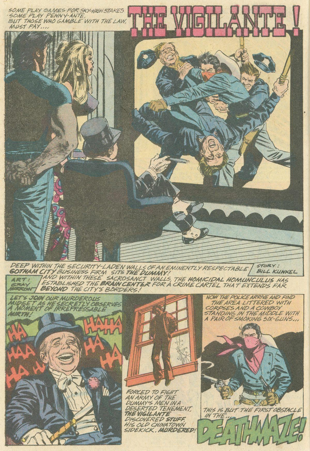 Read online World's Finest Comics comic -  Issue #247 - 50