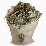 saco dinheiro notas ganha ganhar online internet dicas