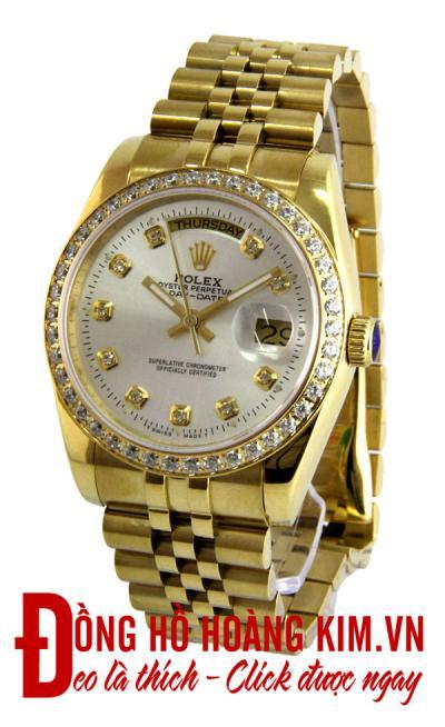 Giá đồng hồ rolex fake