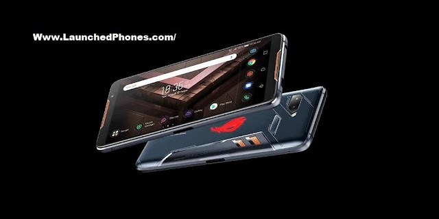 If you lot desire to purchase all the accessories of this holler in addition to therefore you lot volition bring to pay only about  Asus ROG gaming mobile holler launched inward Republic of Republic of India
