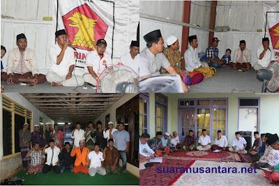 Partai Gerindra PAC Pamekasan Laksanakan Safari Ramadhan