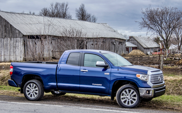 2014 Toyota Tundra Double Cab Review