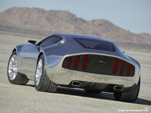 informative blog 2015 mustang mach 5 concept