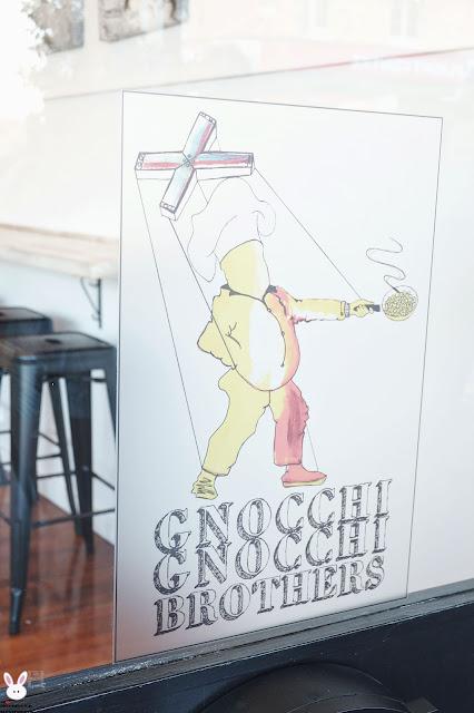 dolcebunnie Gnocchi Gnocchi Brothers