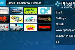 Download Emulator PPSSPP For PC / Laptop