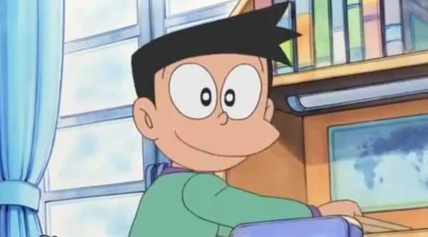 Nobita 3d Wallpaper 75 Gambar Doraemon Lucu Bersama Nobita Shizuka Jayen