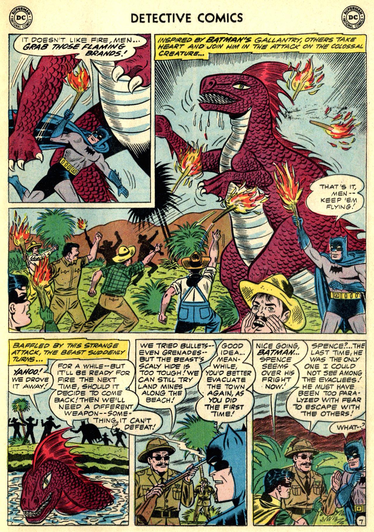 Detective Comics (1937) 297 Page 8