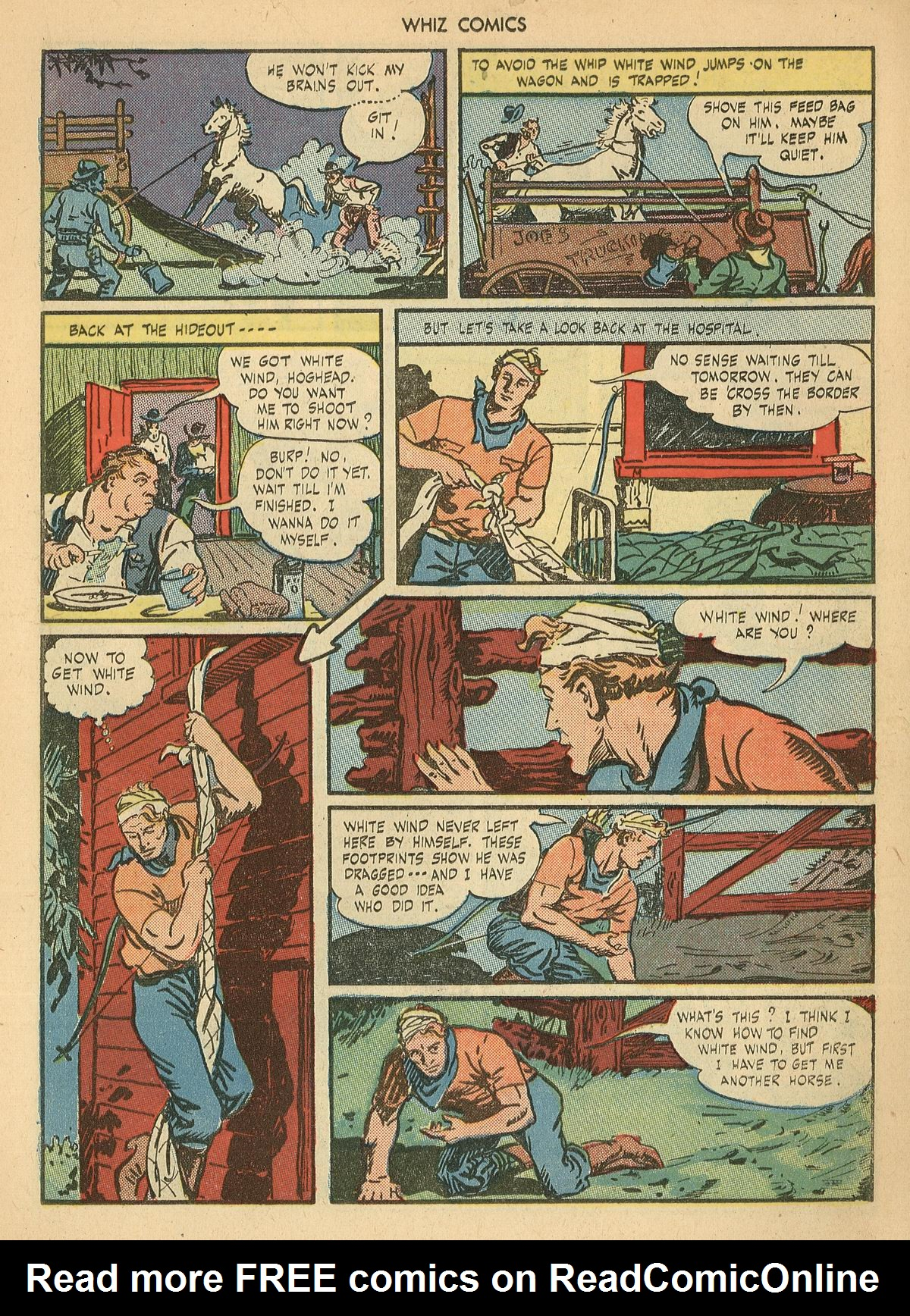 WHIZ Comics issue 67 - Page 15