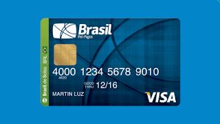 Cartão de crédito pré-pago Brasil Você