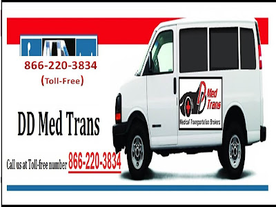 Non emergency medical transportation broker